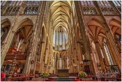 Kölner Dom Germany (Bob Geilings) Tags: catholic cathedral kolnerdom cologne northrhinewestfalia germany archbishop monument gothic worldheritagesite landmark tallesttwinspiredchurch rijksmonument kathedraal keulen
