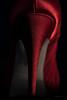 Low Key on High Heels -- HMM (LionArt1970) Tags: lowkey macromondays red shoes mothersday canon macro heels