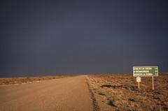 Saliendo de Chaltén (Mono Andes) Tags: argentina patagonia provinciadesantacruz ontheroad canogastour canogas2000 chaltén camino
