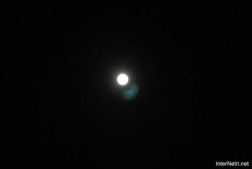 Небо Місяць вночі InterNetri Ukraine  46