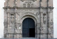 Portal, San Agustín de Acolman