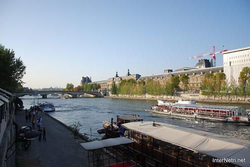 Париж Сена InterNetri  France 115