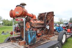 Newfane 066 (22) (swi66) Tags: dunkirk hit miss motors diesel cannons farm tractor john deere antique historical