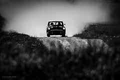 Road 21 (Rawcar.com Photography) Tags: gaz gaz21 volga rally rallying road dusty bw blackandwhite dark dust rawcar