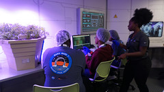 """Stemliner STEM & MOH Character Development weekend at NASA • <a style=""""font-size:0.8em;"""" href=""""http://www.flickr.com/photos/157342572@N05/28465829128/"""" target=""""_blank"""">View on Flickr</a>"""