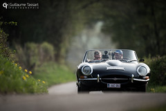 ING Ardenne Roads 2018 (Guillaume Tassart) Tags: jaguar etype automotive motorsport rally trajectoire ing ardenne roads belgique belgium classic legend historic