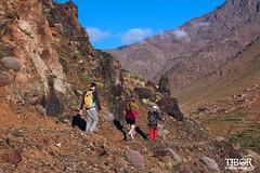 Trekking Atlas (morbidtibor) Tags: africa northafrica morocco desert atlas atlasmountains toubkal trekking hiking