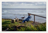 mom and a friend (chickentender™ (Eyewanders Foto)) Tags: 1981 kodacolorii100c41 cowiche davidrosinbum eyewandersfoto kodak5035 nikkormat primefilmxe rosinbum scans summer tieton