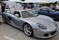 2005 Porsche Carrera GT Coupe (Bill Jacomet) Tags: keels and wheels concours delegance lakewood yacht club seabrook tx texas 2018 2005 05 5 porsche carrera gt coupe