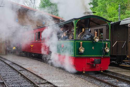FP Ferrovie Padane G 2/2 Krauss 1900