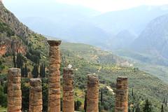 Antiquity - Greece (Chapo78) Tags: greece antiquity temple landscape nature