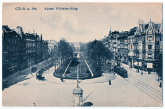 Cologne Prior to 1919 (pepandtim) Tags: postcard old early nostalgia nostalgic cologne 1919 heiss 23071919 couchman montfort road strood kent england 44clg54 censor stamp 1804 baor 21071919 chicago wingfoot air express dirigible illinois trust savings building goodyear tire rubber