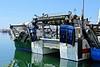 Fishing trimaran (stern) (Domènec Ventosa) Tags: barco trimarán pesquero mar mediterráneo pesca amarre puerto barcos ship trimaran fishing sea mediterranean mooring port boats