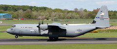 11-5748 (PrestwickAirportPhotography) Tags: egpk prestwick airport usaf united states air force c130j 317aw dyess mobility command