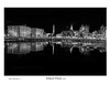 Albert Dock HDR Orig (johnshirley59) Tags: liverpool albertdock nighttime bw blacknwhite reflections water docks longexposure city night ports harbours pumphouse architecture heritage buildings hdr