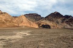 Death Valley near Desolation Canyon (EmperorNorton47) Tags: deathvalleynationalpark california photo digital winter geology hills strata wash desolationcanyon nps unesco worldheritagesite