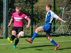 PHS Staff V Students 2018-81 (photosportsman) Tags: phs football men male sport soccer match field edinburgh scotland portobello staff students pupils graphics art
