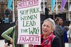 Millicent Fawcett Statue 07 - Suffolk Women (garryknight) Tags: sony a6000 on1photoraw2018 london creativecommons ccby30