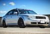Audi A6 on TSW Sebring wheels_1 (tswalloywheels1) Tags: audi a6 c5 lowered tsw sebring mesh matte black wheel wheels rim rims alloy alloys aftermarket