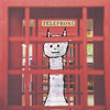 Dialed Alpaca (LittleFears) Tags: fiction flashfiction writing shortstory humour humor funny art illustration doodle