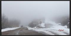 Camino de Santiago. Cerca de Ponferrada (Cefepé) Tags: ponferrada primavera niebla peregrinos frío caminodesantiago 2018 cefepé