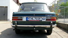 BMW 2000 (vwcorrado89) Tags: bmw 2000 1600 1800 neue klasse new class automatic