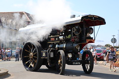 """Fowler Showmans Road Locomotive 15653, """"Renown"""" (_1_2_) Tags: fowlershowmansroadlocomotive15653 renown 1920"""