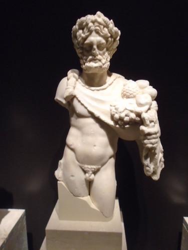 deity Silvanus
