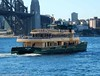 Sydney Ferries - Emerald Class - MV May Gibbs departs Circular Quay on the Mosman run (john cowper) Tags: sydneyferries emeraldclass sydneyharbour harbourcityferries transportfornsw autumn circularquay sydneycove sydney newsouthwales