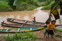 Migration and Forests Project, Peru (CIFOR) Tags: boat localpeople people transport transportation communityforestry forests livelihoods livingconditions rainforests river tropicalforests ucayaliprovince loreto peru pe
