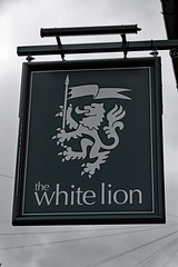White Lion, St Albans (Dayoff171) Tags: stalbans unitedkingdom uk gbg greatbritain hertfordshire pubsigns sign signs england europe