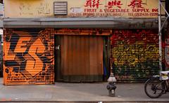SEEing New York City (Germán Walteros) Tags: newyorkcity colors chinatown gentrified