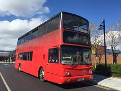 Dualway (EX-Dublin Bus) AV219 (01-D-10219) (Jack Keegan Transport Photography) Tags: alx400 volvo b7tl av av219 harristown garage 311 dualway 01d10219