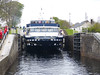 365/126 [150506] - Tight Fit (maljoe) Tags: 365 thedailypost inverness neptunesstaircase ship shipping motorcruiser
