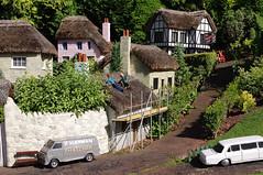 D13206.  Thatchers. (Ron Fisher) Tags: babbacombe modelvillage babbacombemodelvillage devon southdevon england europe gb greatbritain uk unitedkingdom pentax pentaxkx westofengland thewestcountry westcountry