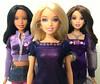 You're gonna miss the freak that I control (dolldudemeow24) Tags: barbie the sugababes heidi range amelle berrabah jade ewen nikki teresa dolls purple inspired outfits mattel 2007 2018