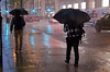 Heavy Thunderstorm and Downpour Downtown Chicago Illinois 5-14-18  1495 (www.cemillerphotography.com) Tags: rain flood torrential cloudburst theloop pedestrians traffic westadamsstreet wet soaked drenched soggy umbrellas puddles jumper rushhour commuter