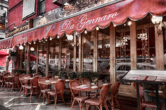 Da Gennaro (Naturali Images) Tags: newyorkcity little italy chinatown mulberry street restaurant patio outdoorseating