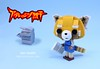 Aggretsuko | アグレッシブ烈子 (Ochre Jelly) Tags: aggretsuko retsuko アグレッシブ烈子 japan レゴ lego moc afol character anime animation netflix tv television