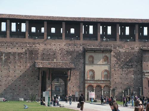 Замок Сфорца, Мілан InterNetri Italy 163