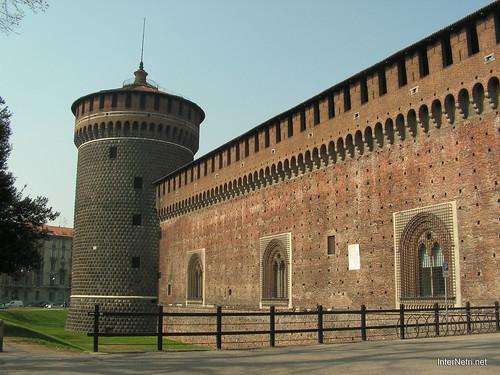 Замок Сфорца, Мілан InterNetri Italy 154