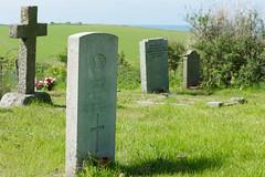 A sailor of the war (StuMcP) Tags: happisburgh norfolk grave headstone merchantnavy ww2 sea coast church 2018 stuartmcpherson