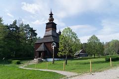 Cerkiew w skansenie w Starej Ľubovni - Słowacja (WMLR) Tags: hd pentaxda 2040mm f284 limited pentax k5iis cerkiew w skansenie starej ľubovni słowacja