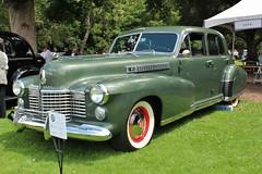 7th Annual San Marino Motor Classic (USautos98) Tags: 1941 cadillac caddy caddie fleetwood sedan