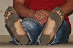 dirty city feet 560 (dirtyfeet6811) Tags: feet soles barefoot dirtyfeet dirtysoles blacksoles cityfeet