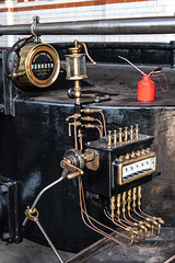 Gauge and gubbins (Mister Oy) Tags: leigh heritage spinnersmill spinning nikond850 nikon2470mmf28evr old industrial