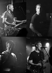 Ride (Treflyn) Tags: ride band gig sub 89 reading berkshire indie shoegaze