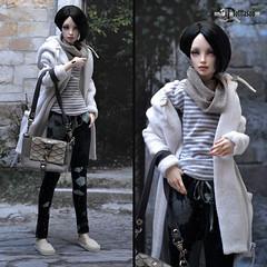 Untitled-27 (Dollfason) Tags: кукла коллекционная авторская модадлякукол радуэт mooqla raduet dolloutfit clothes for dolls fashionfordoll fashiondoll accessories