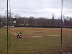 Poughkeepsie 14 (MFHarris) Tags: marist poughkeepsie ncaa collegebaseball mccann redfoxes ballpark baseball stadium