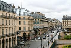 Paris From The Louvre (szeke) Tags: street paris france louvre museum rain